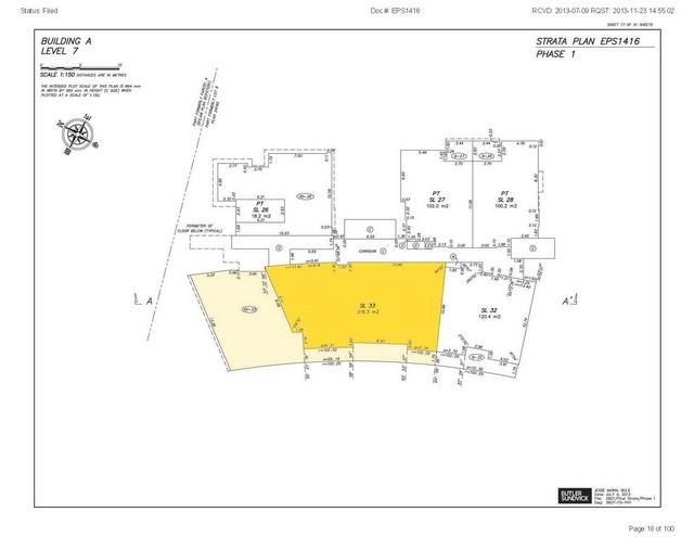 Condo Apartment at 701 5151 BRIGHOUSE WAY, Unit 701, Richmond, British Columbia. Image 2