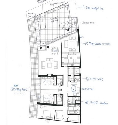 Condo Apartment at 701 5151 BRIGHOUSE WAY, Unit 701, Richmond, British Columbia. Image 3