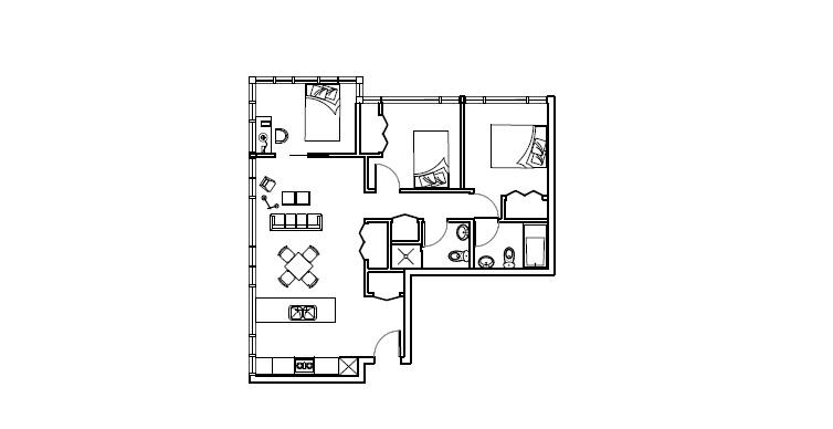 Condo Apartment at 502B 2711 KINGSWAY, Unit 502B, Vancouver East, British Columbia. Image 18