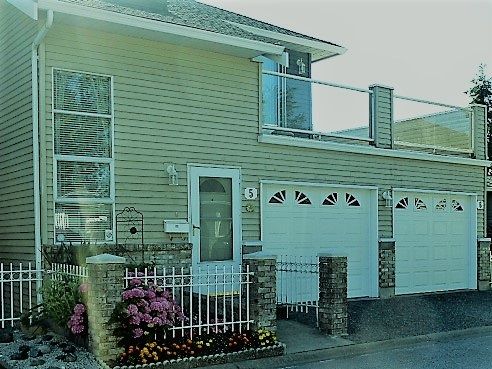 Townhouse at 5 6250 48A AVENUE, Unit 5, Ladner, British Columbia. Image 2