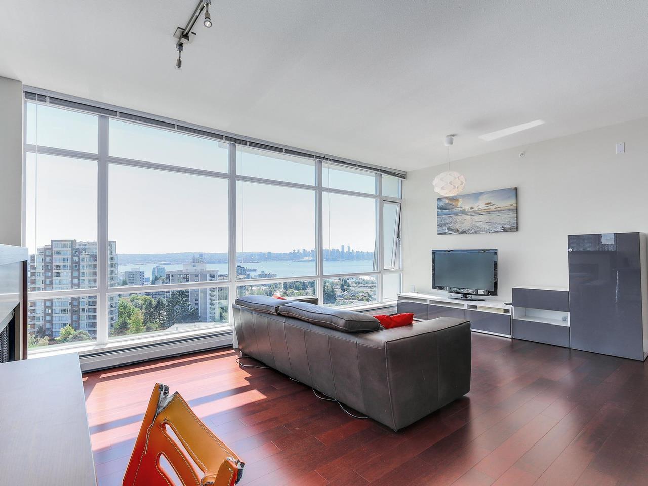 Condo Apartment at 1201 1320 CHESTERFIELD AVENUE, Unit 1201, North Vancouver, British Columbia. Image 7
