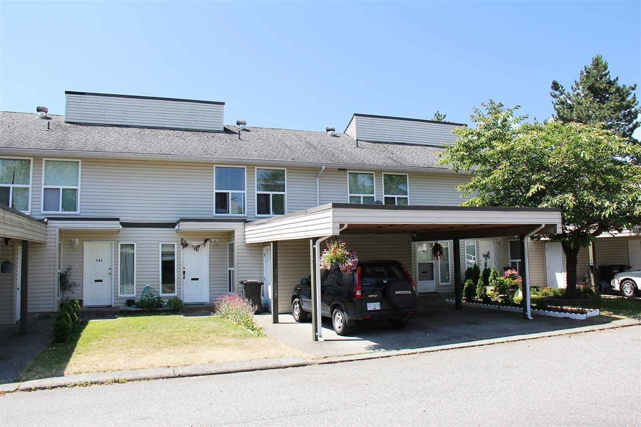 Townhouse at 184 32550 MACLURE ROAD, Unit 184, Abbotsford, British Columbia. Image 1