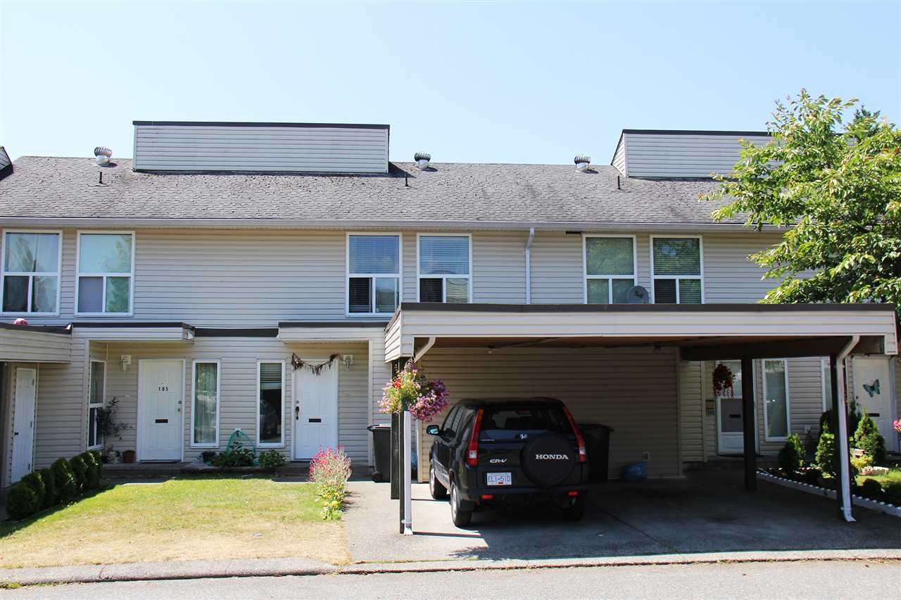 Townhouse at 184 32550 MACLURE ROAD, Unit 184, Abbotsford, British Columbia. Image 2