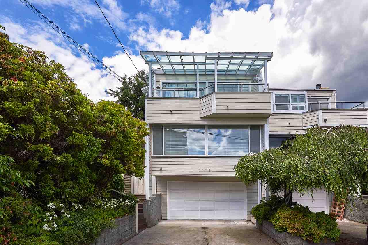 Half-duplex at 2372B MARINE DRIVE, West Vancouver, British Columbia. Image 1