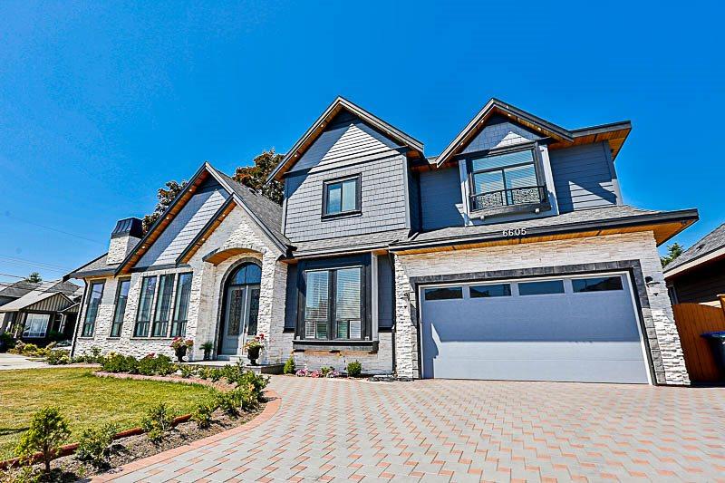 Detached at 6605 124 STREET, Surrey, British Columbia. Image 1