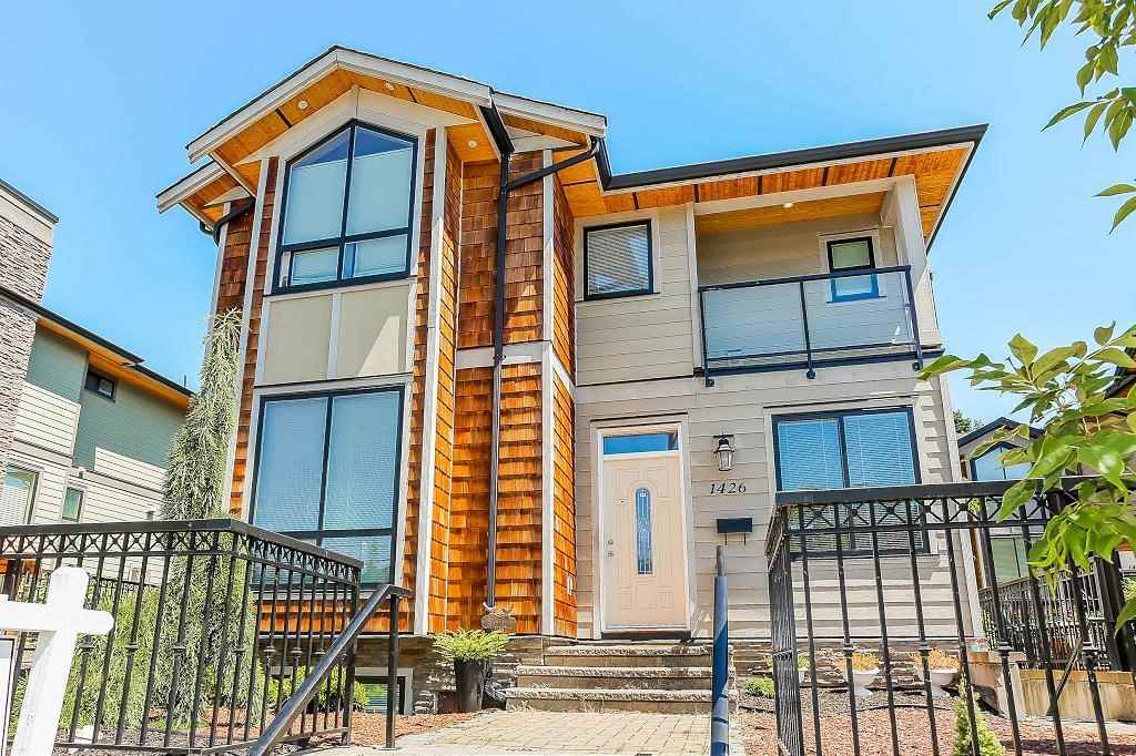 Detached at 1426 BEWICKE AVENUE, North Vancouver, British Columbia. Image 1