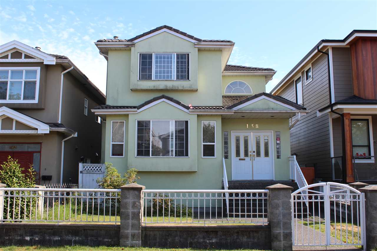 Detached at 138 E 51ST AVENUE, Vancouver East, British Columbia. Image 1