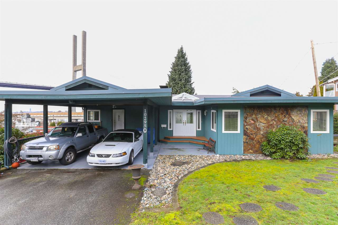 Detached at 10295 MAIN STREET, N. Delta, British Columbia. Image 1