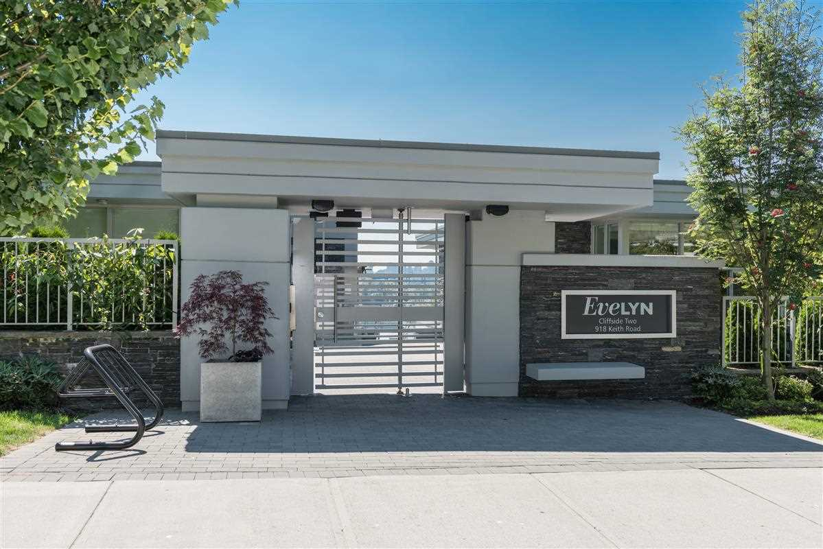 Condo Apartment at 502 918 KEITH ROAD, Unit 502, West Vancouver, British Columbia. Image 2