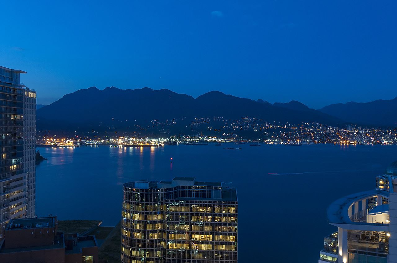 Condo Apartment at 3504 838 W HASTINGS STREET, Unit 3504, Vancouver West, British Columbia. Image 7