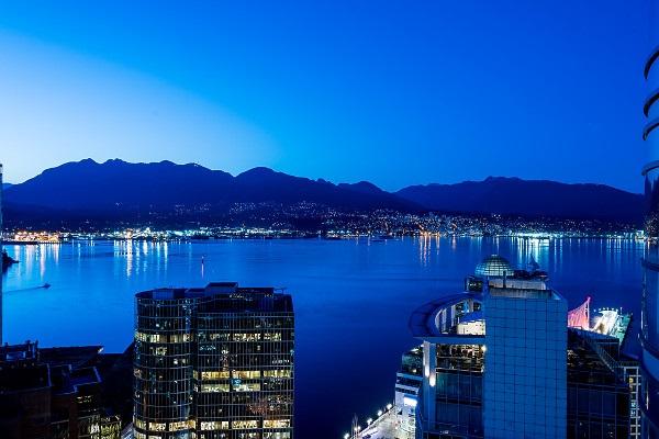 Condo Apartment at 3504 838 W HASTINGS STREET, Unit 3504, Vancouver West, British Columbia. Image 10