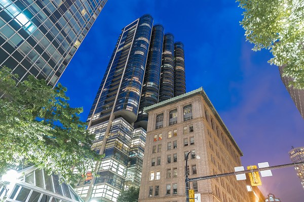 Condo Apartment at 3504 838 W HASTINGS STREET, Unit 3504, Vancouver West, British Columbia. Image 16
