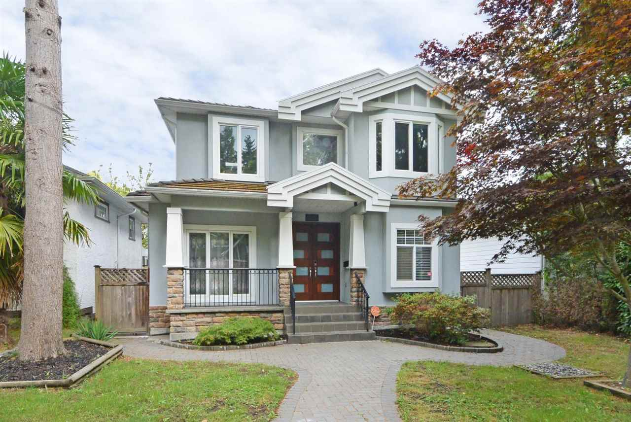 Detached at 2815 W 39TH AVENUE, Vancouver West, British Columbia. Image 1