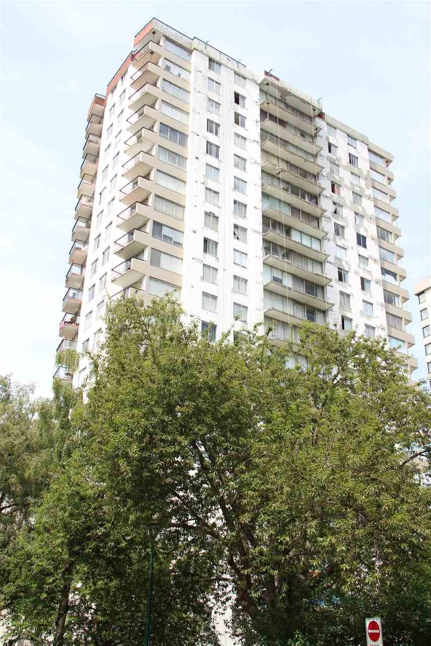 Condo Apartment at 904 1251 CARDERO STREET, Unit 904, Vancouver West, British Columbia. Image 1