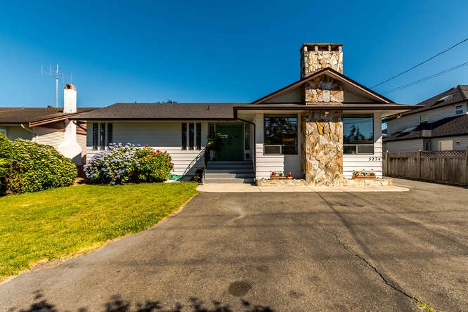 Detached at 5274 WESTMINSTER AVENUE, Ladner, British Columbia. Image 1