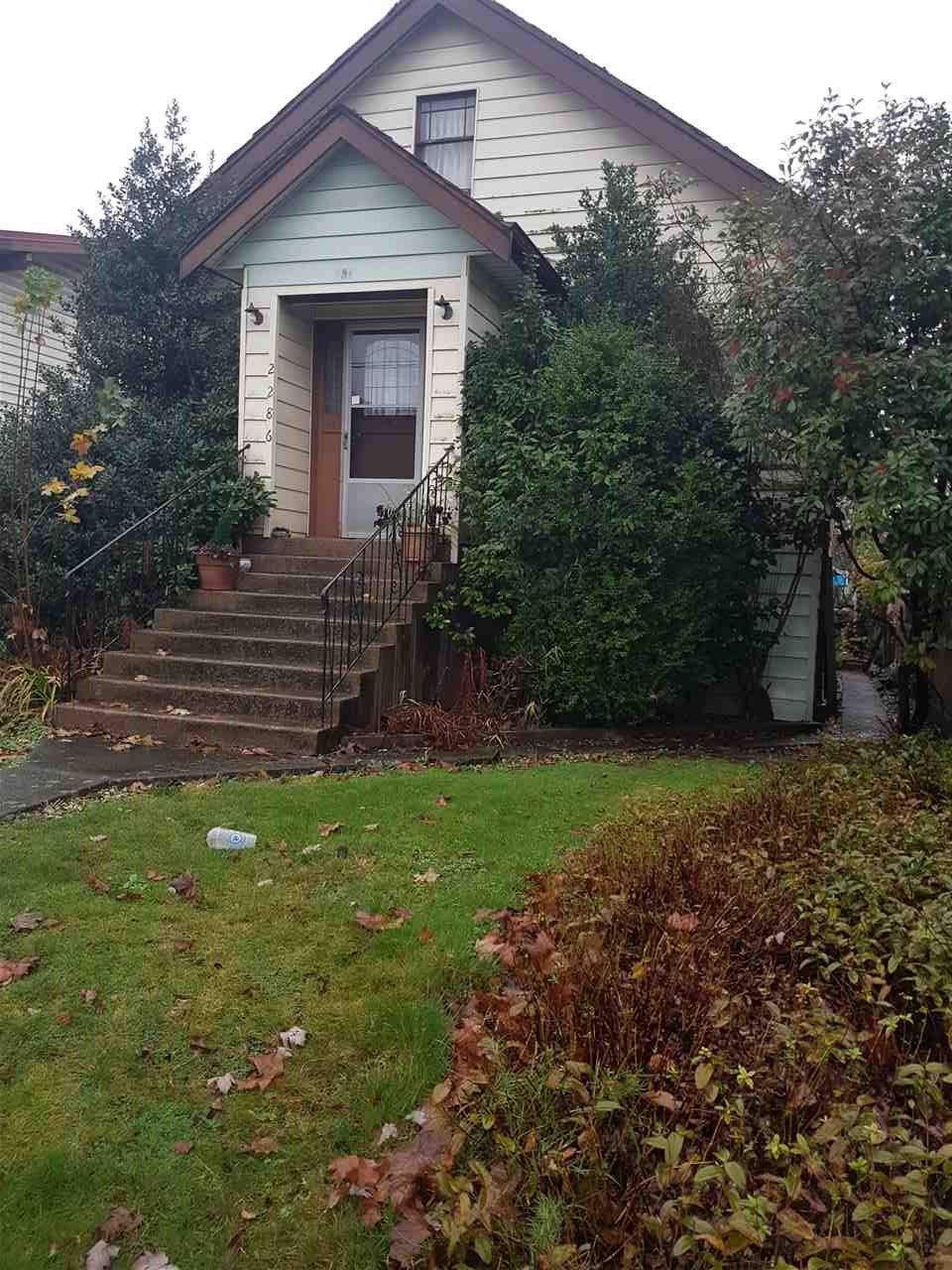 Detached at 2286 E BROADWAY AVENUE, Vancouver East, British Columbia. Image 1