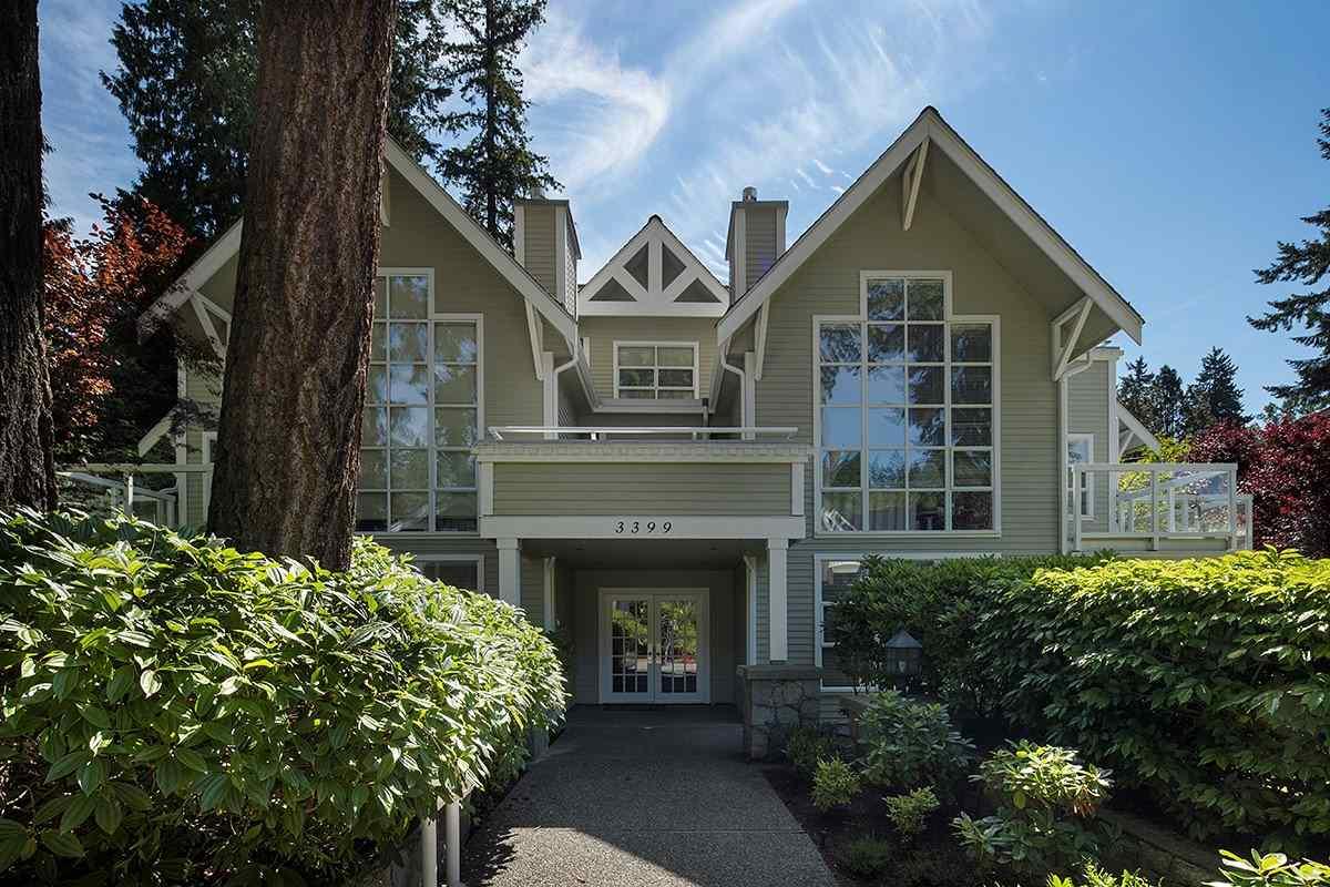 Condo Apartment at 301 3399 CAPILANO CRESCENT, Unit 301, North Vancouver, British Columbia. Image 1