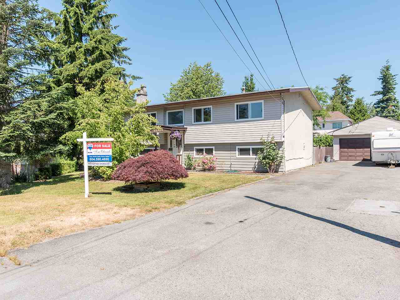 Detached at 11319 81A AVENUE, N. Delta, British Columbia. Image 1