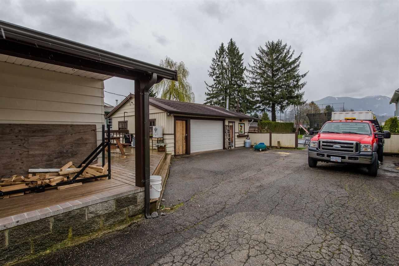 Detached at 45772 BRITTON AVENUE, Sardis, British Columbia. Image 18