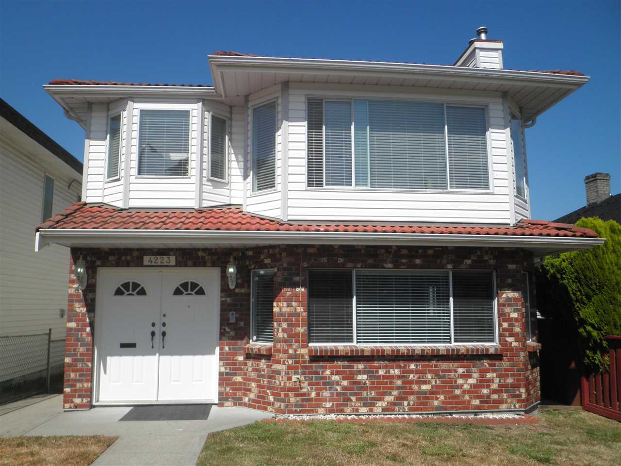 Detached at 4223 OXFORD STREET, Burnaby North, British Columbia. Image 1