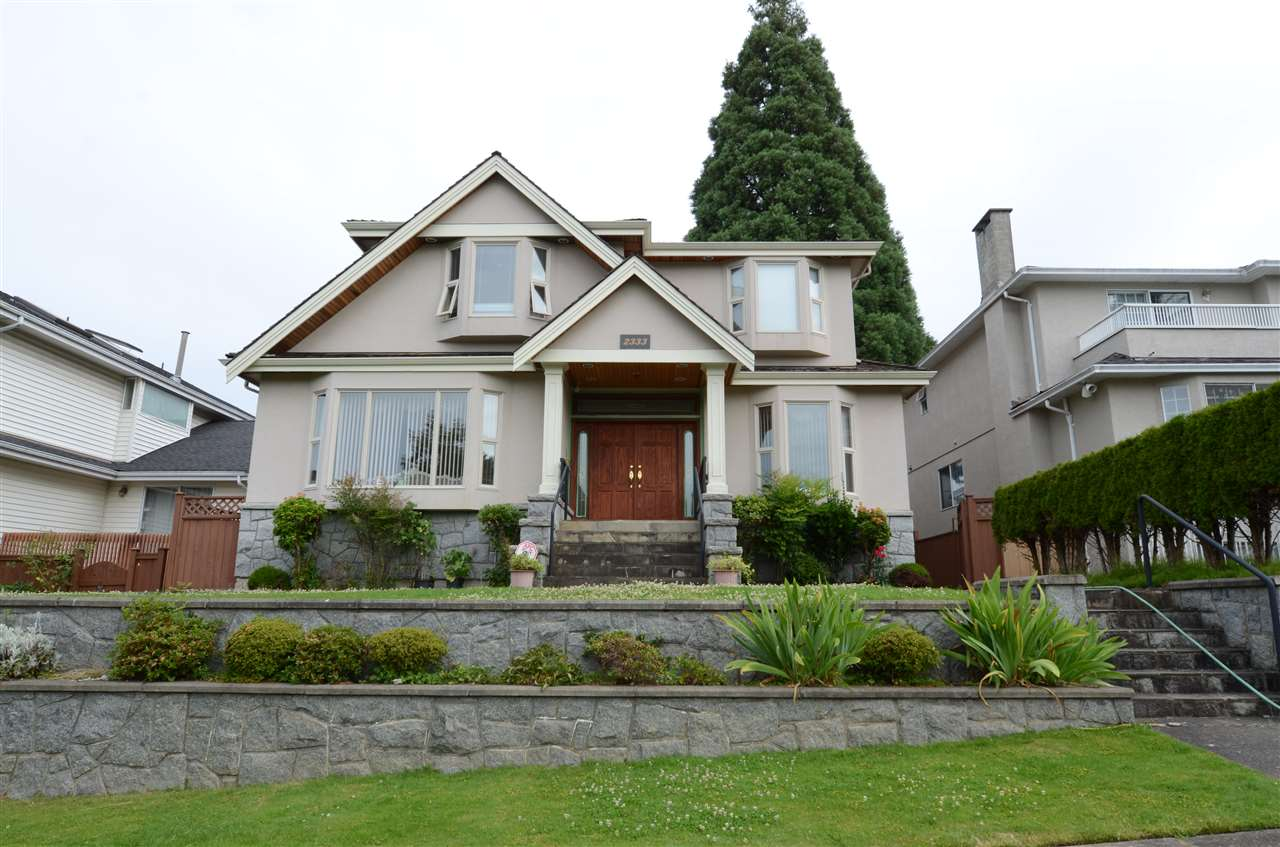 Detached at 2333 W 20TH AVENUE, Vancouver West, British Columbia. Image 1