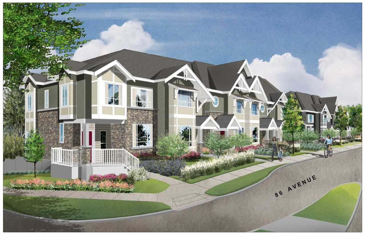 Townhouse at 20447 86 AVENUE, Langley, British Columbia. Image 1