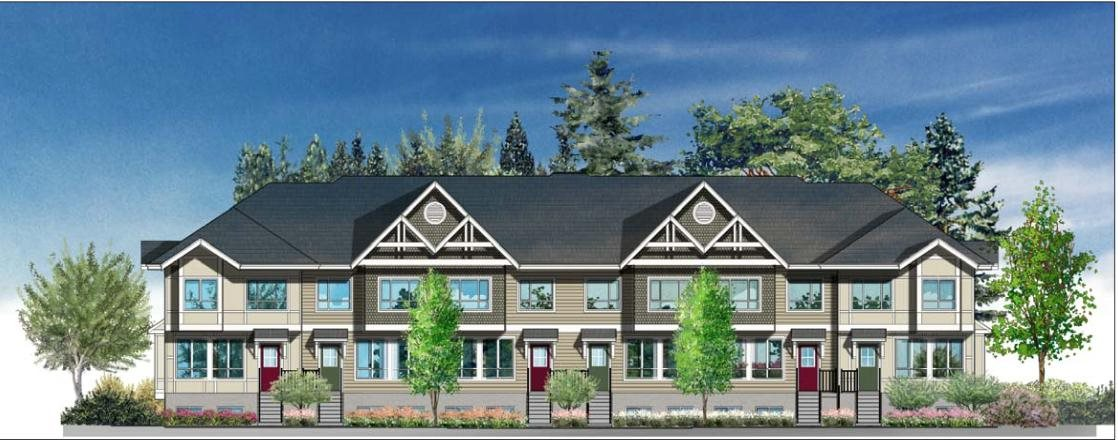 Townhouse at 20447 86 AVENUE, Langley, British Columbia. Image 2