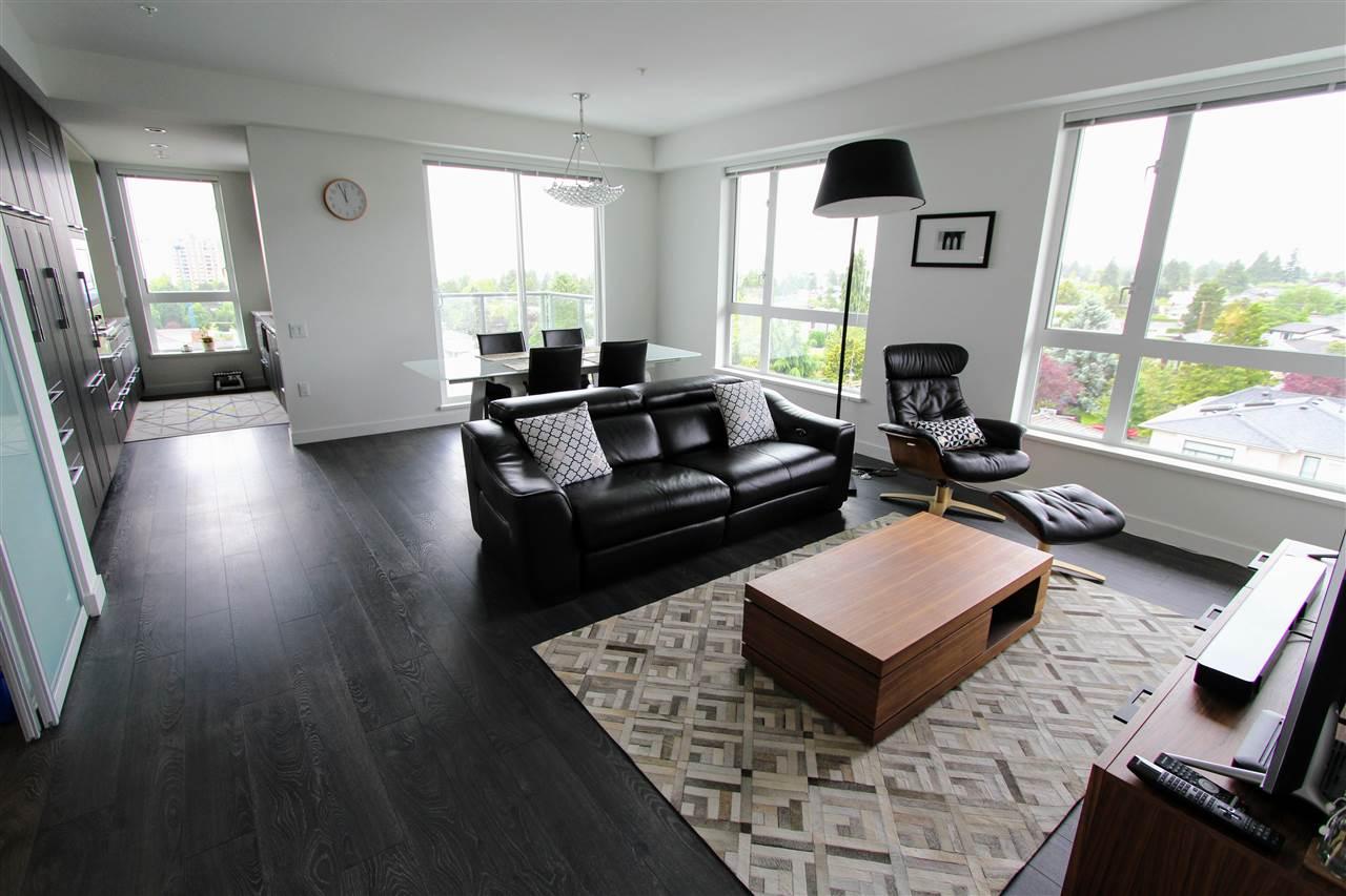 Condo Apartment at PH5 6677 CAMBIE STREET, Unit PH5, Vancouver West, British Columbia. Image 3