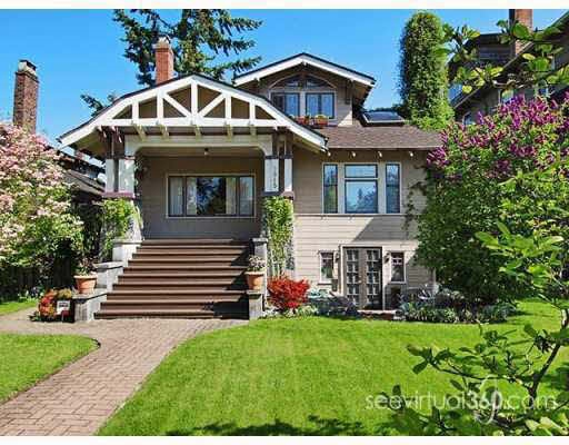 Detached at 2045 W 15TH AVENUE, Vancouver West, British Columbia. Image 1
