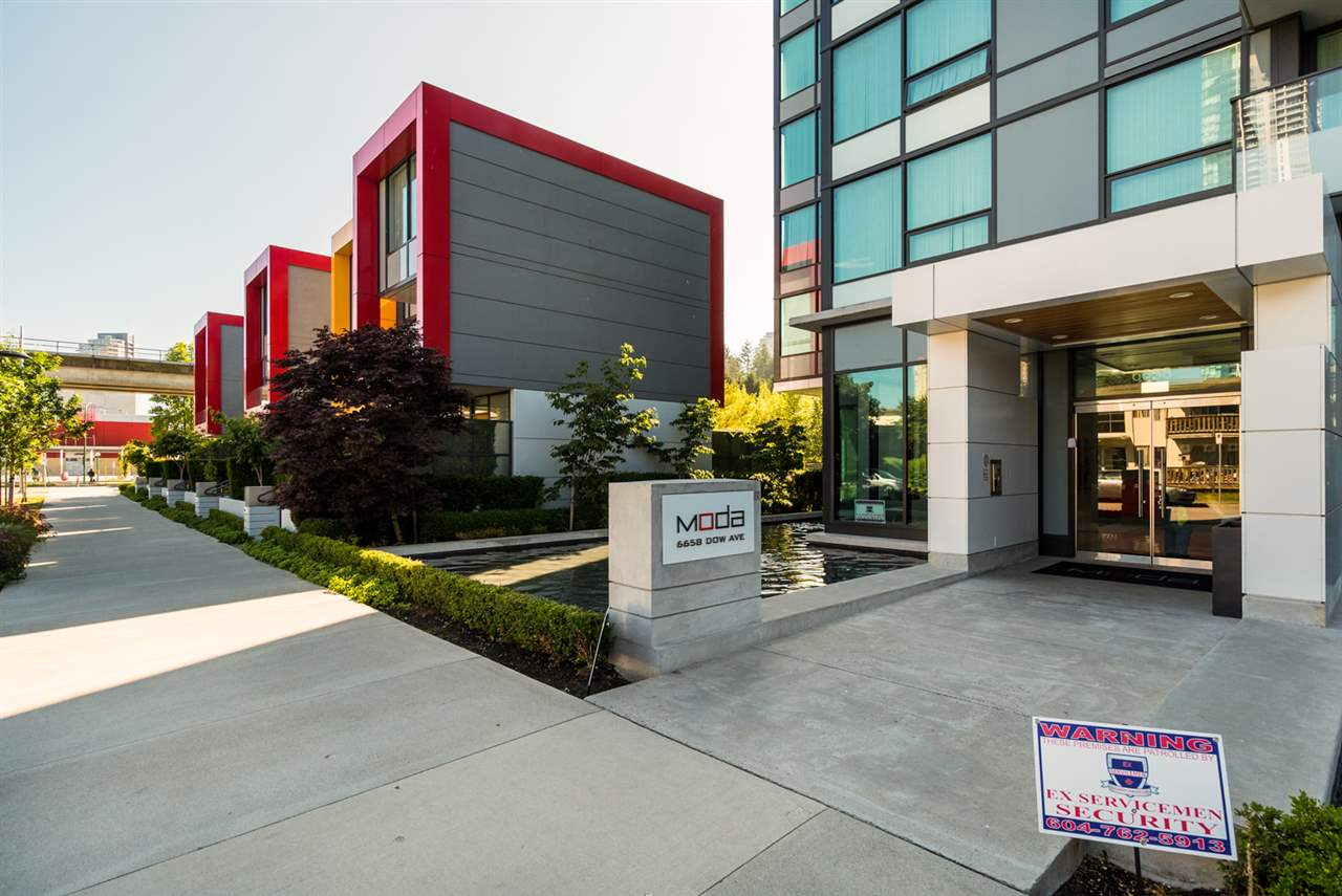 Condo Apartment at 3508 6658 DOW AVENUE, Unit 3508, Burnaby South, British Columbia. Image 14