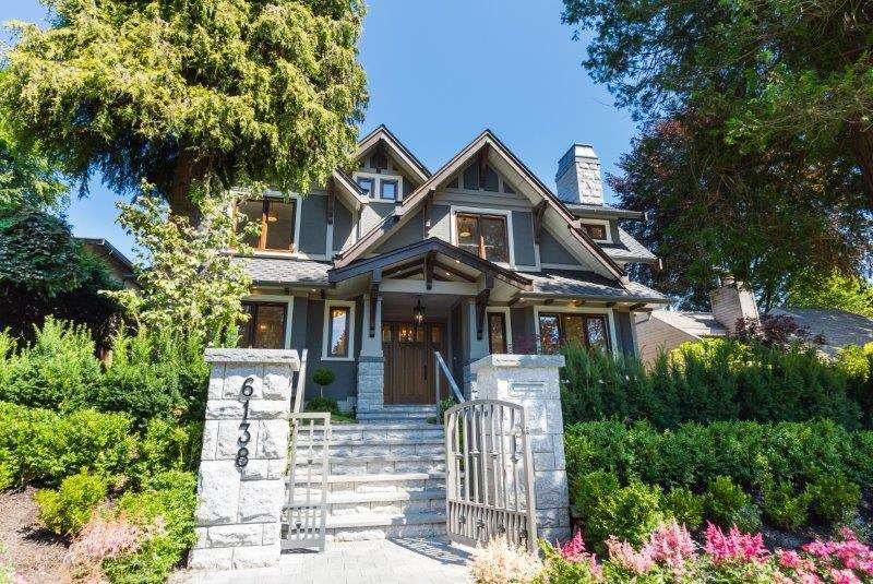 Detached at 6138 CEDARHURST STREET, Vancouver West, British Columbia. Image 1