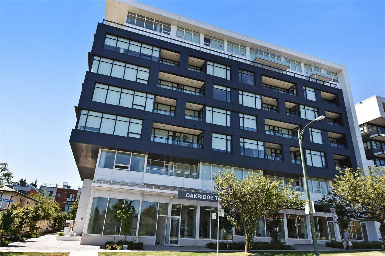 Condo Apartment at 805 6383 CAMBIE STREET, Unit 805, Vancouver West, British Columbia. Image 1