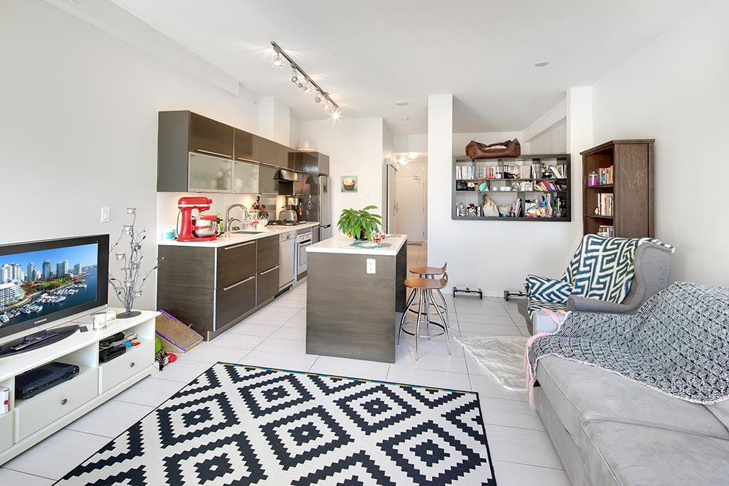 Condo Apartment at 406 1252 HORNBY STREET, Unit 406, Vancouver West, British Columbia. Image 9