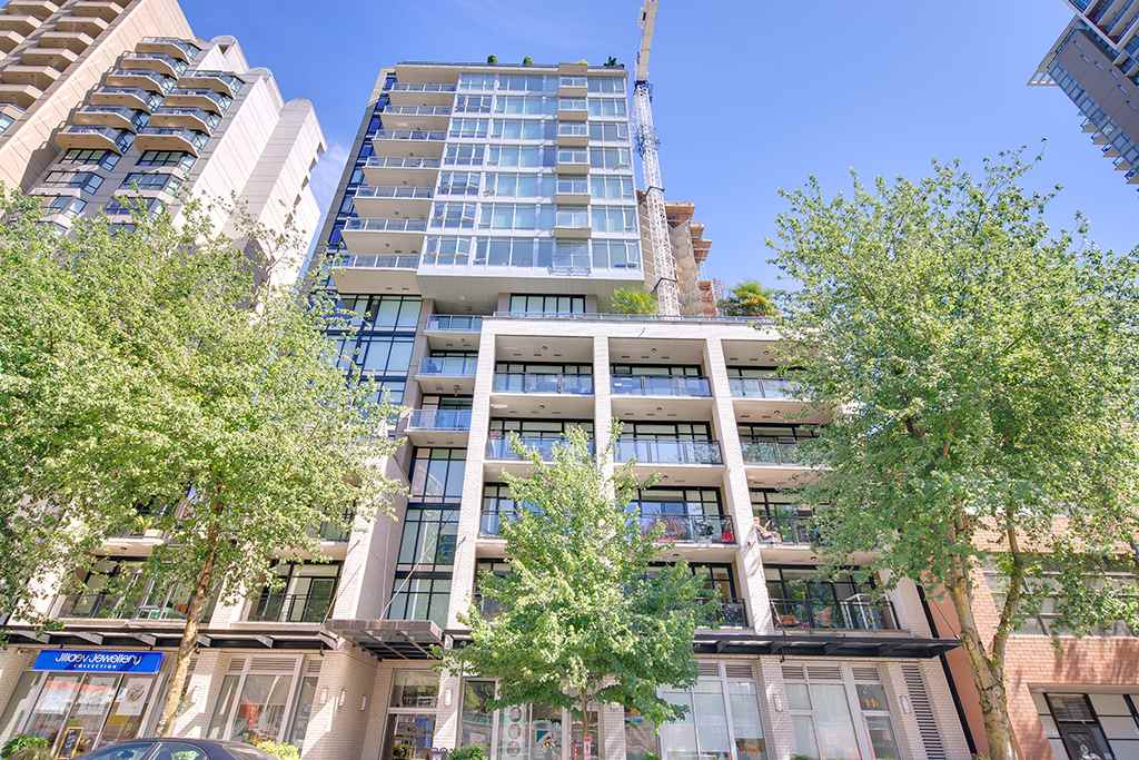 Condo Apartment at 406 1252 HORNBY STREET, Unit 406, Vancouver West, British Columbia. Image 19