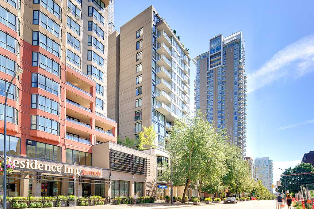 Condo Apartment at 406 1252 HORNBY STREET, Unit 406, Vancouver West, British Columbia. Image 20