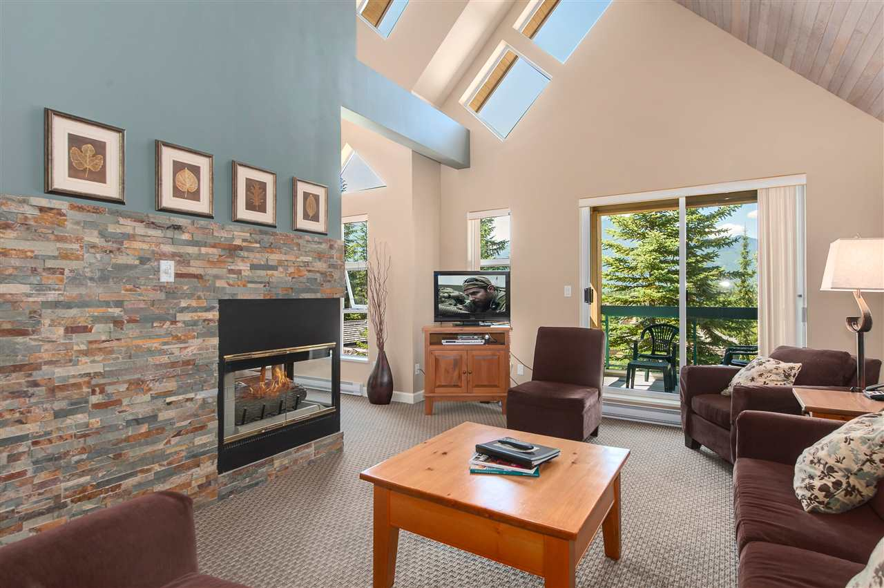 Townhouse at 202(10) 4865 PAINTED CLIFF ROAD, Unit 202(10), Whistler, British Columbia. Image 1