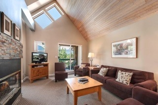 Townhouse at 202(10) 4865 PAINTED CLIFF ROAD, Unit 202(10), Whistler, British Columbia. Image 2