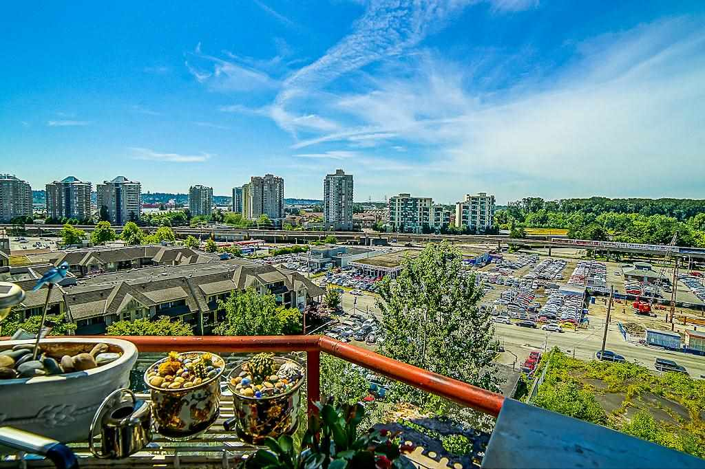 Condo Apartment at 801 220 ELEVENTH STREET, Unit 801, New Westminster, British Columbia. Image 1