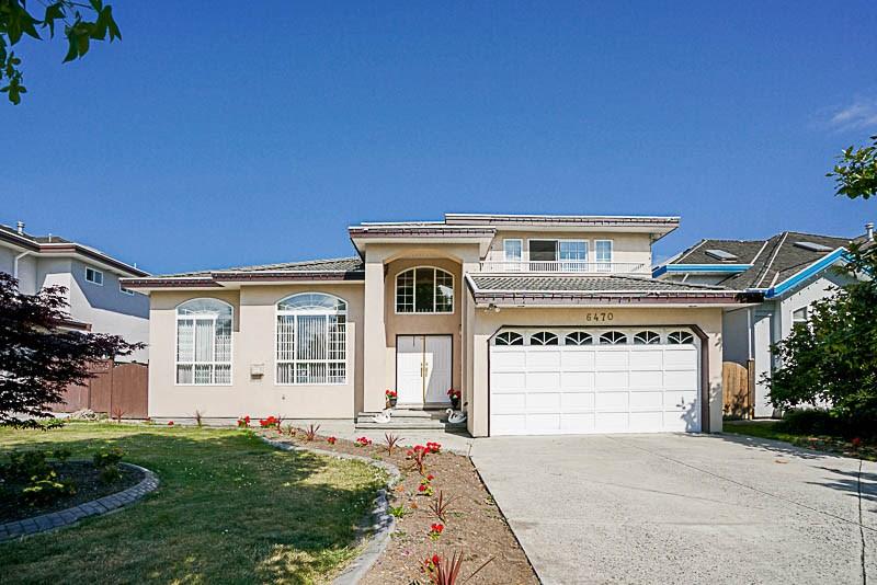 Detached at 6470 121A STREET, Surrey, British Columbia. Image 1