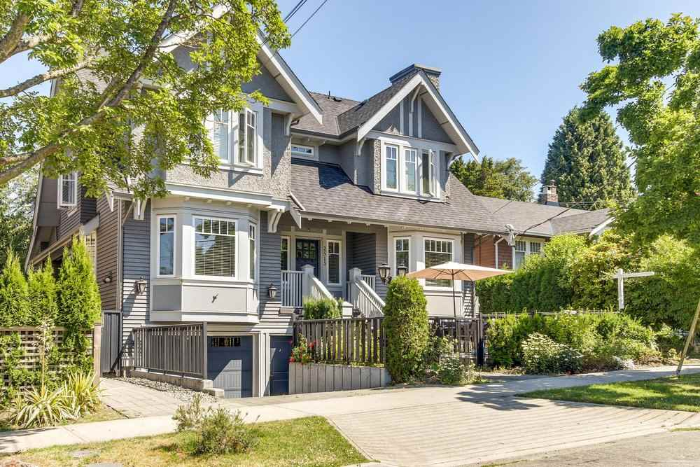 Townhouse at 2511 W 7TH AVENUE, Vancouver West, British Columbia. Image 1