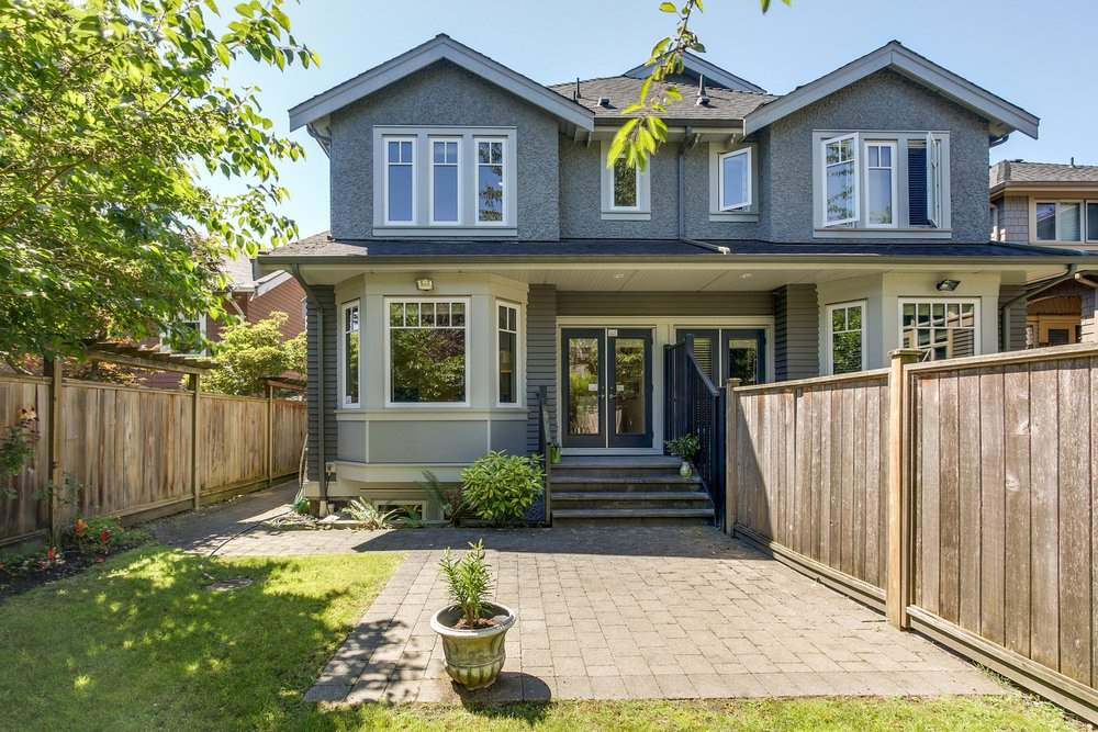 Townhouse at 2511 W 7TH AVENUE, Vancouver West, British Columbia. Image 2