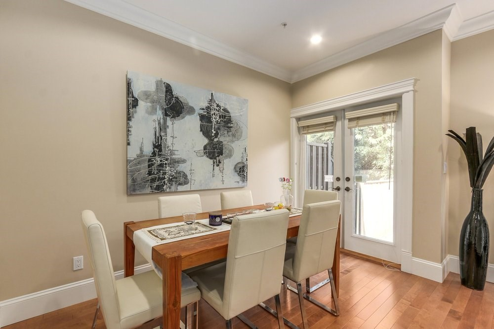 Townhouse at 2511 W 7TH AVENUE, Vancouver West, British Columbia. Image 5