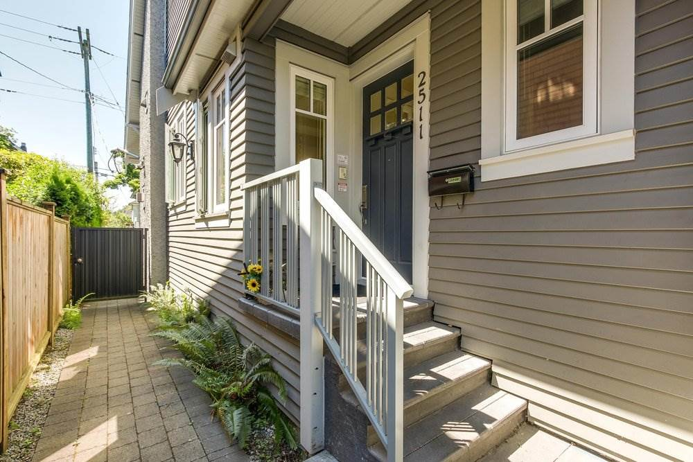 Townhouse at 2511 W 7TH AVENUE, Vancouver West, British Columbia. Image 15