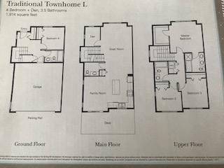Townhouse at 23 16518 24A AVENUE, Unit 23, South Surrey White Rock, British Columbia. Image 4