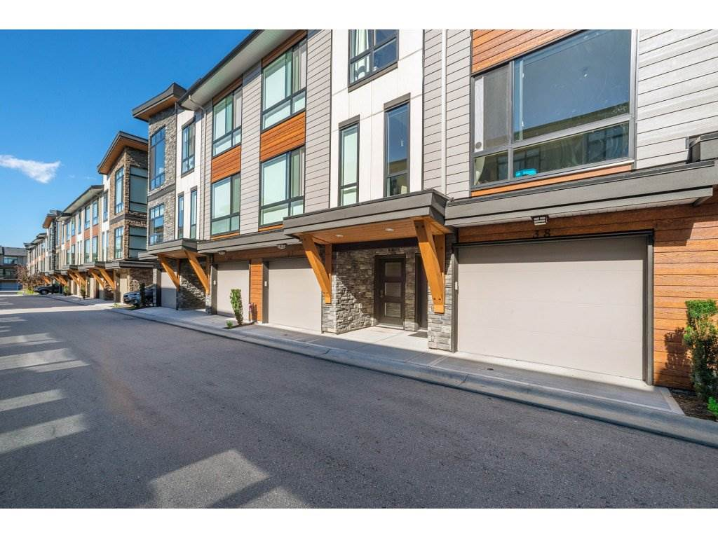 Townhouse at 38 16488 64TH AVENUE, Unit 38, Cloverdale, British Columbia. Image 1