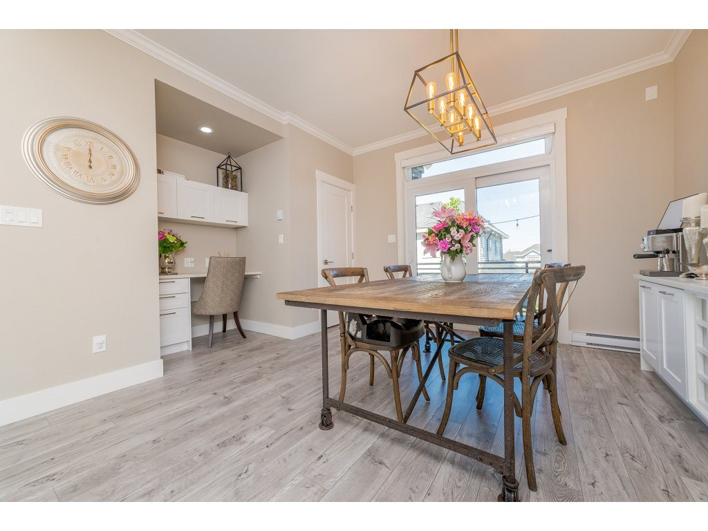 Townhouse at 38 16488 64TH AVENUE, Unit 38, Cloverdale, British Columbia. Image 4