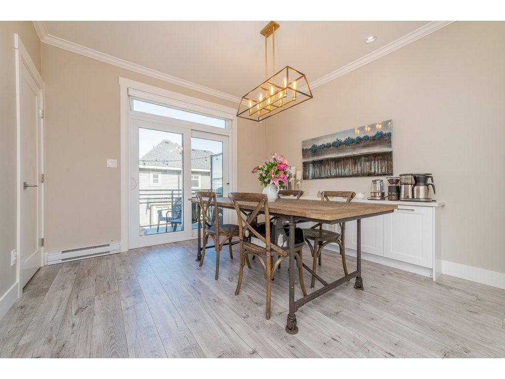 Townhouse at 38 16488 64TH AVENUE, Unit 38, Cloverdale, British Columbia. Image 5