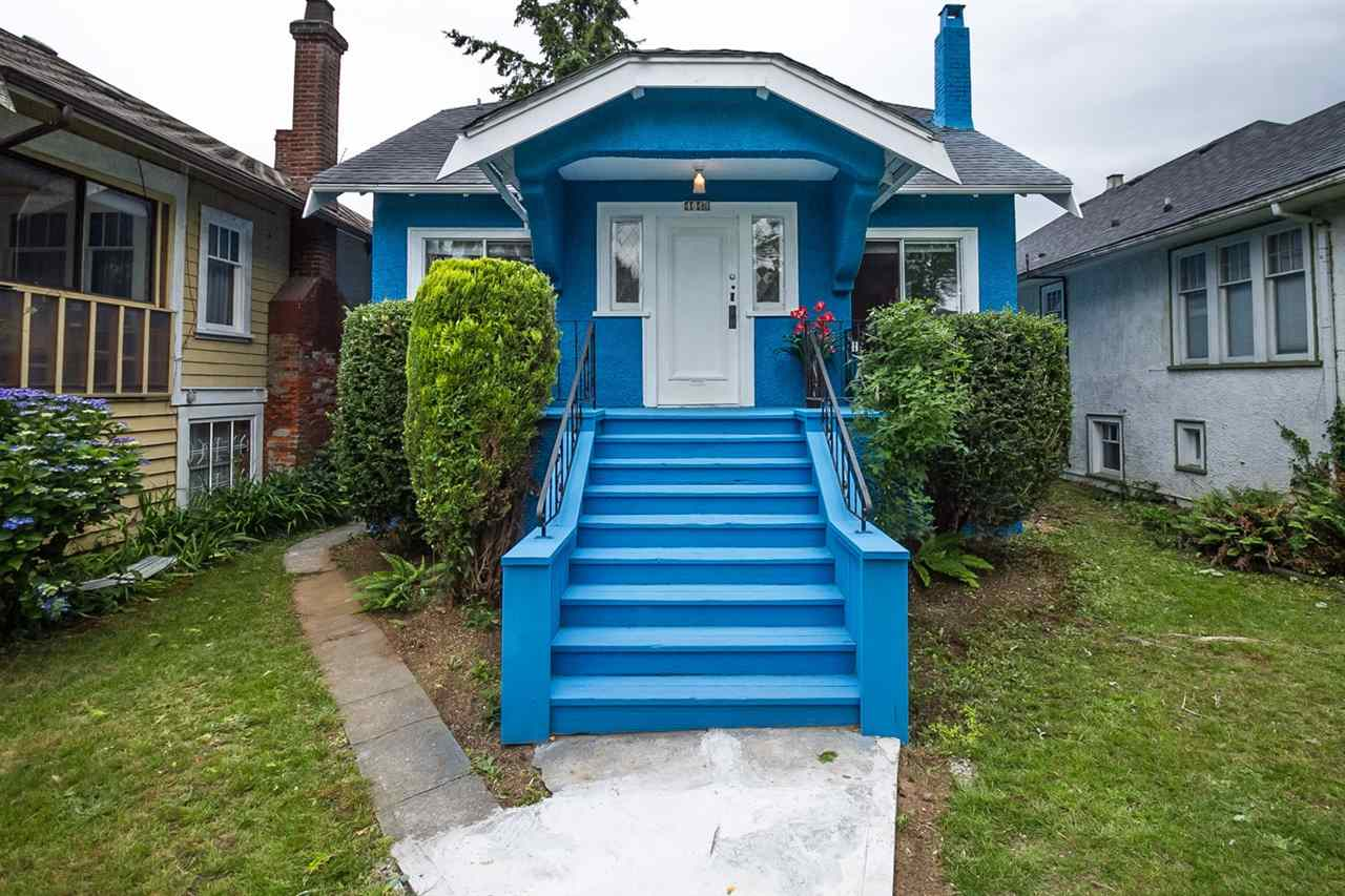 Detached at 4649 W 8TH AVENUE, Vancouver West, British Columbia. Image 1