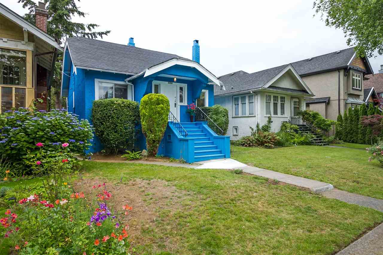 Detached at 4649 W 8TH AVENUE, Vancouver West, British Columbia. Image 2