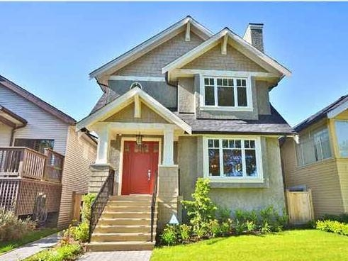 Detached at 2117 W 47TH AVENUE, Vancouver West, British Columbia. Image 1